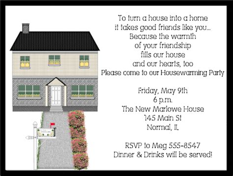 Great House Warming Gifts by Housewarming Invitation Quotes Quotesgram