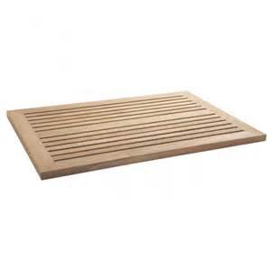 rectangular slatted teak mat door mats and welcome rugs