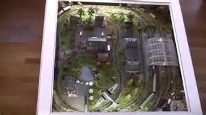 Coffee Table Model Railroad Model Coffee Table In N Scale