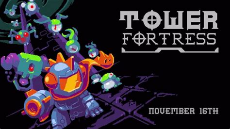 fortress android tower fortress is a new roguelike platformer by nitrome droid gamers
