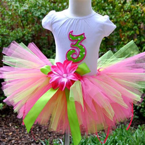 Handmade Tutus - multicolor fluffy tutu skirts baby multicolor layers