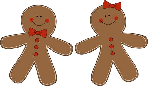 Gingerbread Clipart