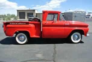 1962 chevrolet truck c 10 1 2ton