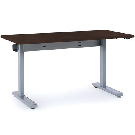 elevate adjusta 48 electric sit stand desk ergotron mvbd48ss elevate 48 electric sit stand desk