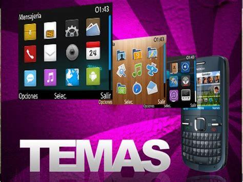 themes para nokia c3 todo para nokia c3 juegos temas aplicaciones taringa
