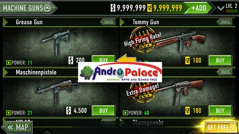 mod game frontline commando d day frontline commando d day mod apk armv6 7 unlimited coins