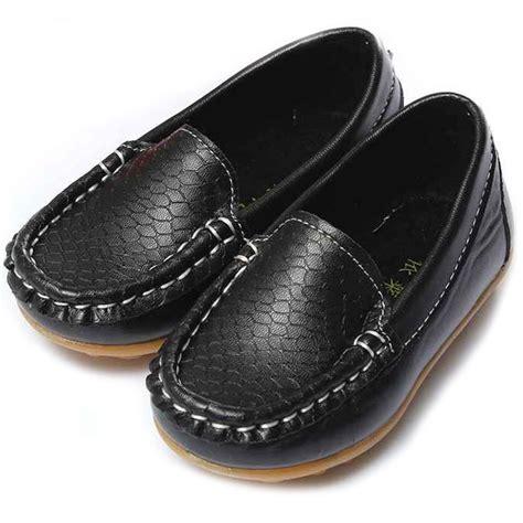Termurah Sepatu Mocasin Kulit Anak sepatu mocasin kulit anak size 30 black jakartanotebook