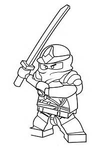 Lego Ninjago Coloring Pages To Print