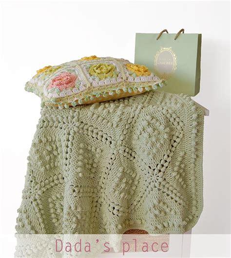 vintage pattern place vintage style crochet blanket pattern dada s place