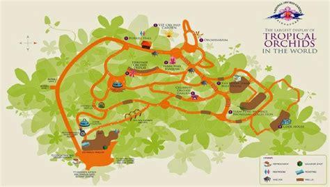 Botanic Garden Singapore Map Singapore Botanic Gardens Singapore Botanical Garden Map