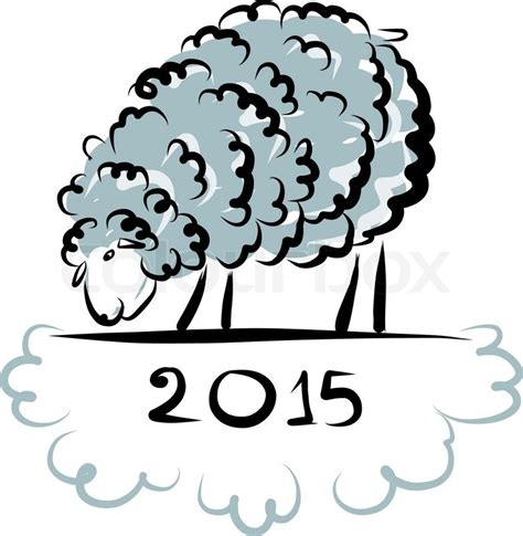 new year sheep symbols pics for gt year of the sheep symbol 2015