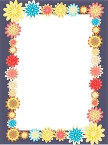 colorful frames free frames png free digital scrapbooking flower frames