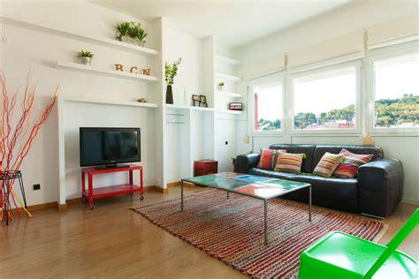 pisos alquiler poble sec barcelona shbarcelona piso reformado de alquiler en el poble sec