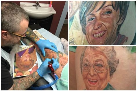 tattoo fixers viewing figures man inks wife with amazing coronation street tattoos of