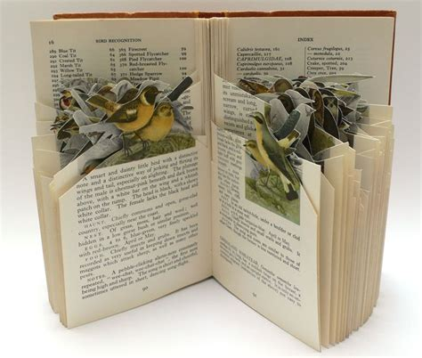 book layout artist altered book pages mixed media metal art altered art