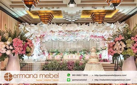 Quality Kemben Busa Bunga 5020 harga dekorasi pernikahan karet ukir modern minimalis murah