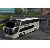 BUS G7 1800 DD 8X2 1121 SKIN JAN DE WIT  Euro Truck