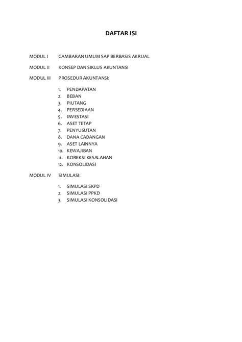 Akuntansi Keuangan Daerah Berbasis Akrual 1 modul akuntansi akrual untuk pemerintah daerah