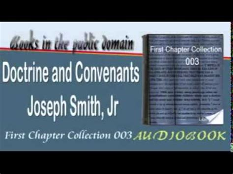 doctrine and covenants section 4 doctrine covenants section 1 audiobook youtube