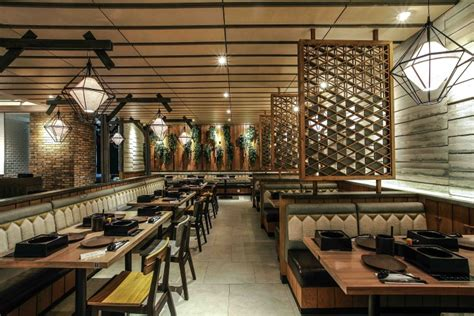 forum design interior indonesia shaburi restaurant by metaphor interior at grand indonesia