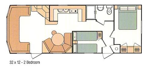 static caravan floor plan floorplans luxury static caravan in porthilly rock