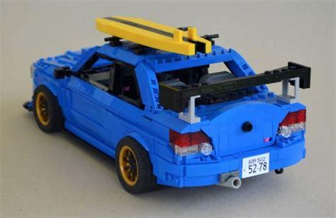 lego subaru brz lego subaru wrx sti lego cars cont subaru