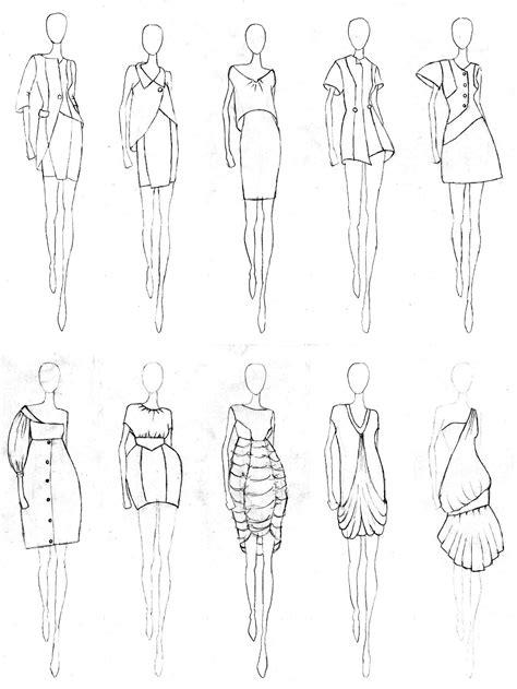 desenho corpo desenhos about my fashion p 225 3