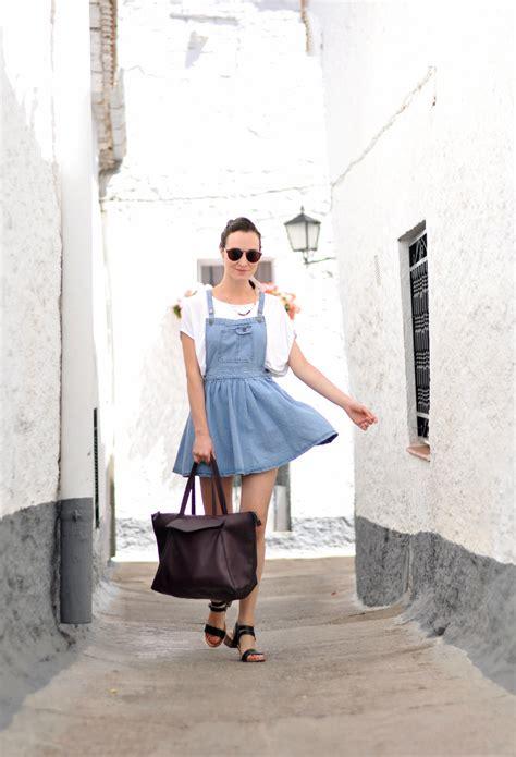 Dress U Can See Denim top 10 chic denim dresses 2018 fashiongum