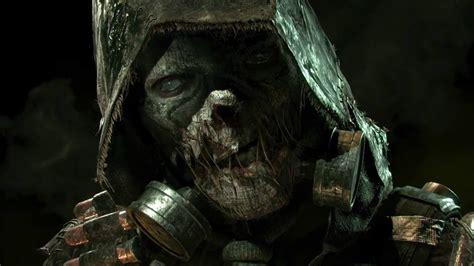 Batman Arkham Scarecrow batman arkham s ps4 exclusive scarecrow pack will