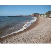 Sidmouth Beach  Devon UK Guide