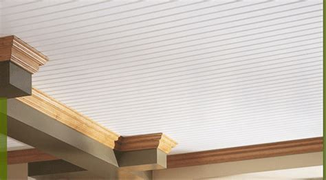 armstrong beadboard ceiling planks beadboard cathedral ceiling