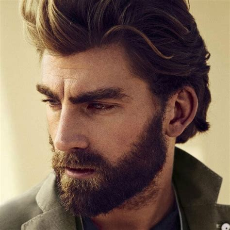 beard length vs hair length 33 best beard styles for men 2018