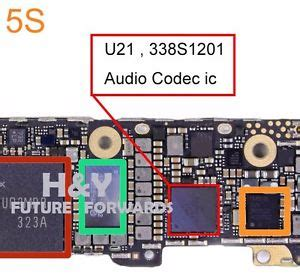 Cetakan Ic Iphone 5 new original audio frequency ic chip for iphone 6 6 plus