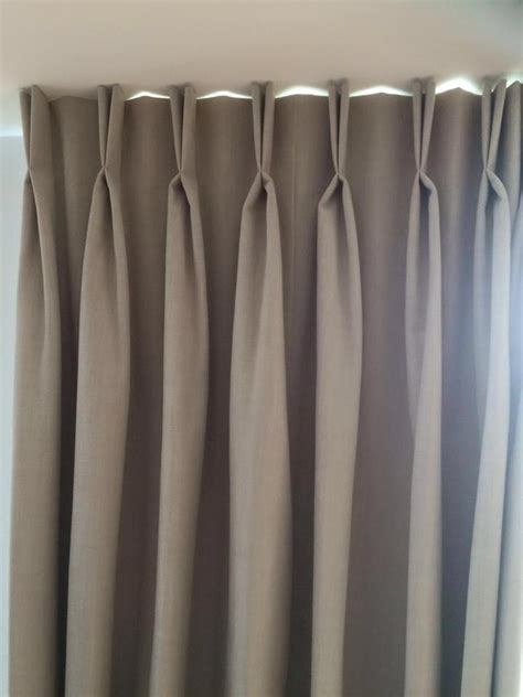 blackout pleated curtains twin pleat blackout curtains elizabeth court nw1