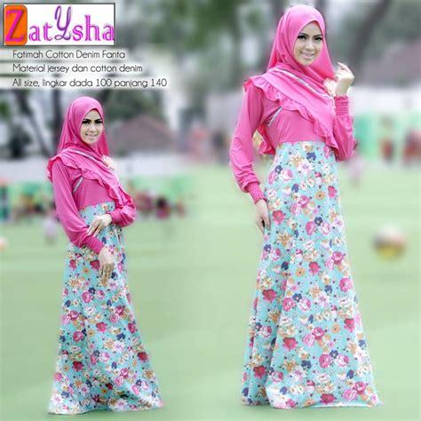 Fatima Set Fanta supplier baju muslim terbaru