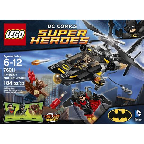 3 In 1 Toys Set lego superheroes kindergarten