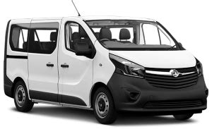 Home Interior Mirrors by Vauxhall Vivaro Minibus Hire Sixt Rent A Car