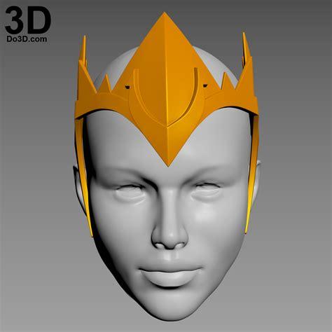 printable model mera crown  aquaman