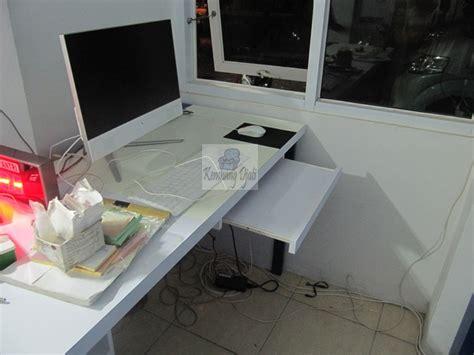 Meja Kantor Di Semarang meja resepsionis ruang lobi kantor pesan furniture