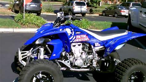 four wheelers for sale near me contra costa powersports used 2007 yamaha yfz 450 sport