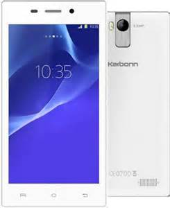 Karbonn a6 turbo launched in india for rs 4088