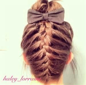 easy buns for shoulder length hair shoulder length braided sock bun hair hairstyles 2