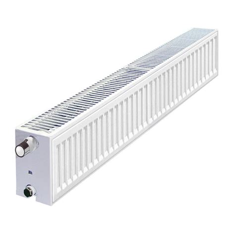 Low Profile Water Radiators Myson T6 Series 24 In H Contemporary Water Panel