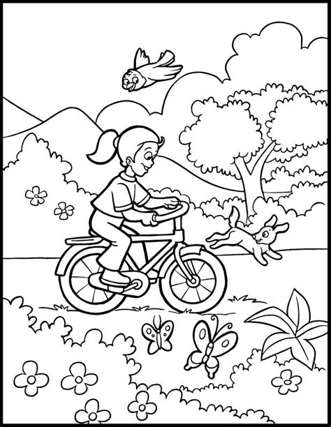 spring coloring sheets coloring pages spring coloring pages 2011