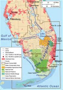 map of the everglades in florida the everglades protecting a fragile ecosystem