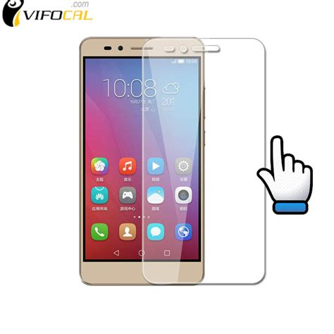 Wiko High Tempered Glass The Best Original 100 for huawei honor 5x tempered glass 9h 2 5d high quality screen protector for huawei honor