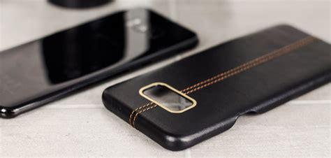 Leather Stitching Premium For Samsung S8 Plus Handphone olixar premium genuine leather samsung galaxy s8 plus black