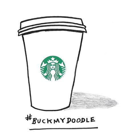 starbucks coffee cup template world problems entries at doodlers anonymous