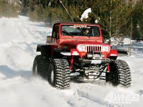 ultimate snow build jeep forum