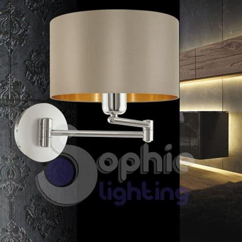 applique design moderno applique lada parete braccio regolabile design moderno